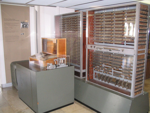 Considered the world's first working programmable, fully automatic computing machine.  (PRNewsFoto/Roseman Solutions)