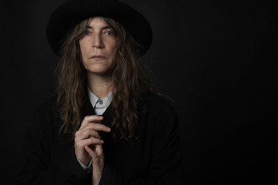 Patti Smith, Punk Rock's Poet Laureate.  (PRNewsFoto/Grey)