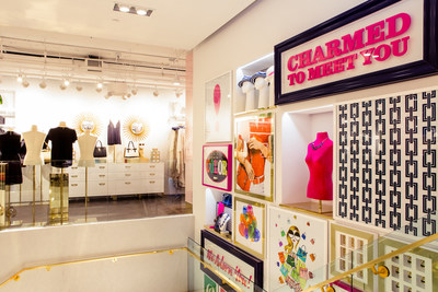 Charming Charlie opens NYC Flagship on Fifth Avenue.