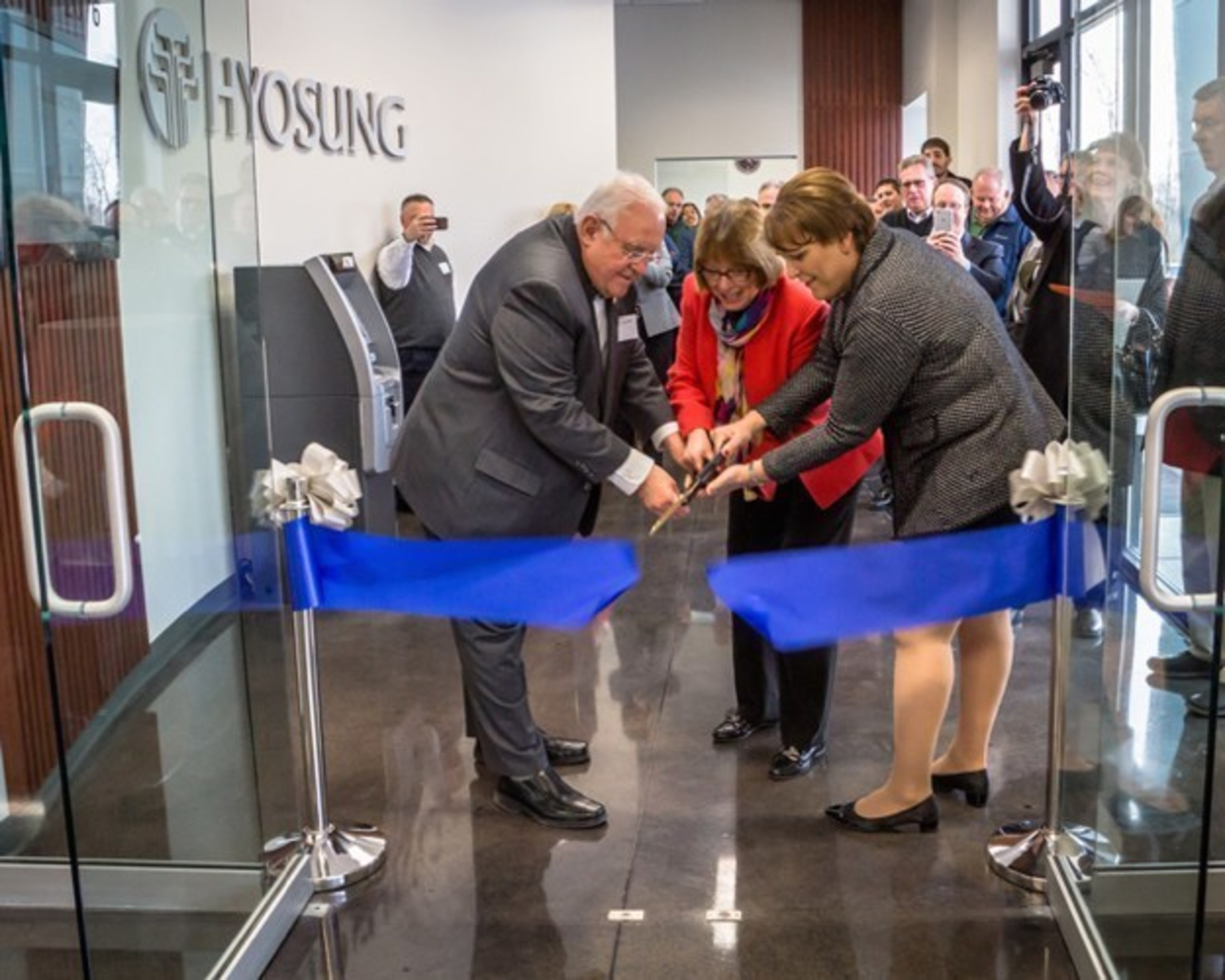 Hyosung America reaches milestone as record growth continues and further expands size and depth of nationwide service.