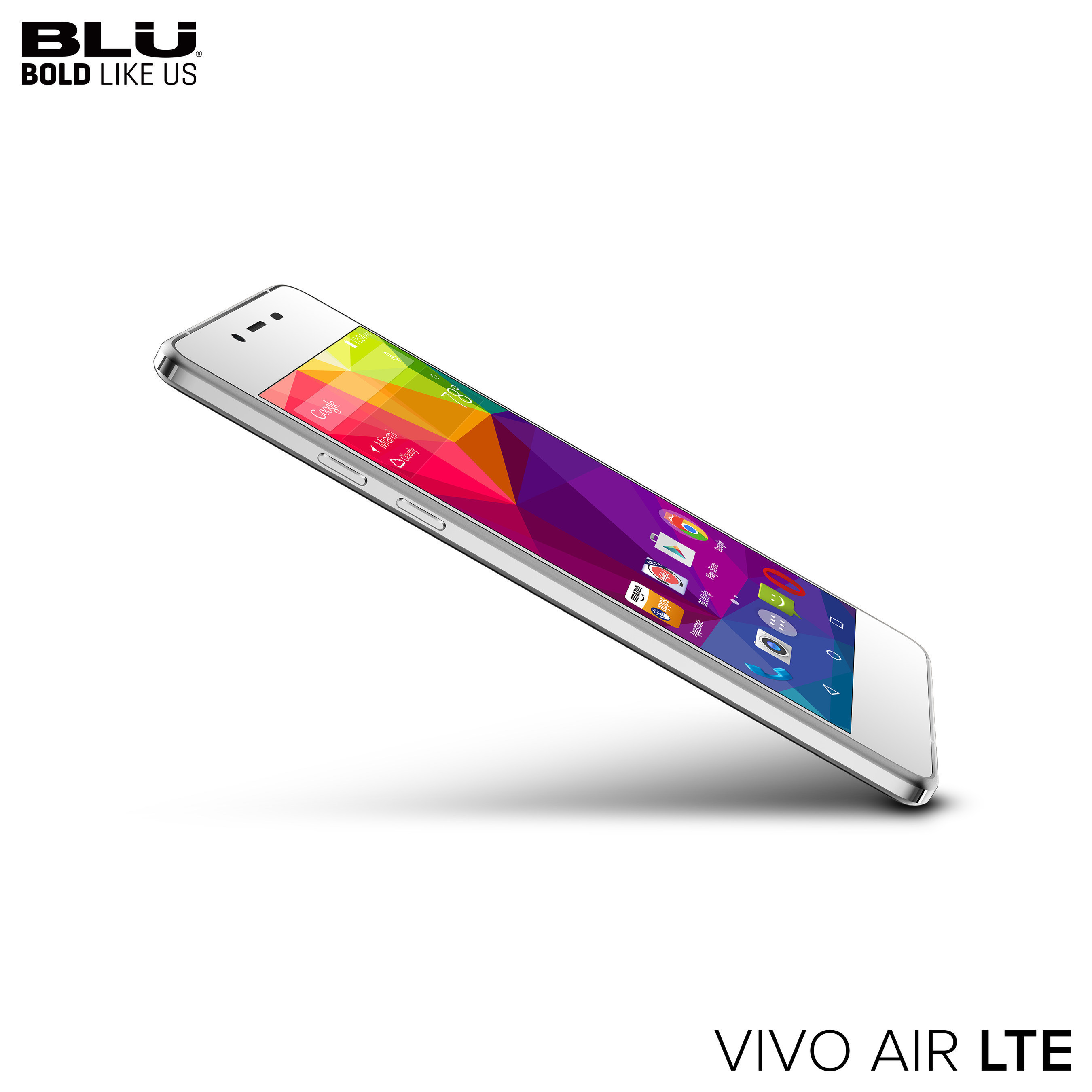 BLU Products Announces at CTIA Super Mobility in Las Vegas the Follow Up To Popular Vivo Air Series with the BLU Vivo Air LTE - America's Thinnest 4G LTE Smartphone