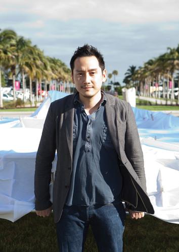 Glenn Kaino - Artist.  (PRNewsFoto/LA >< ART)