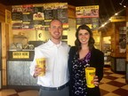 Chad Burge and Tiffany Oder open new Dickey's location in Phoenix, AZ.