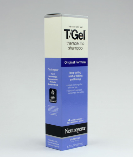 Neutrogena T/Gel with National Psoriasis Foundation Seal of Recognition.  (PRNewsFoto/National Psoriasis Foundation)