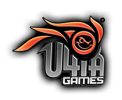 U4iA Games Logo.  (PRNewsFoto/U4iA Games)
