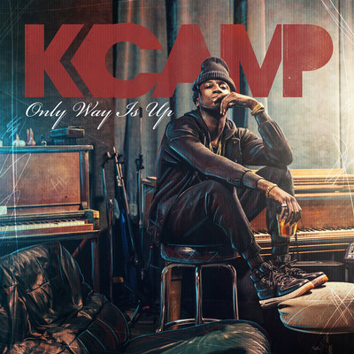 Rising Rapper K Camp Ready To Take Over The Summer Again With Only Way Is Up Album Debut