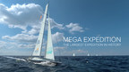 The Mega Expedition will take place in August 2015, in which up to 50 vessels will cover a 3,500,000 km? area between Hawaii and California in parallel, creating the first high-resolution map of plastic in the Pacific Ocean.