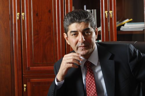 Dr. Naseer Homoud Climbs to 44 Position Among 500 Most Powerful Arabs