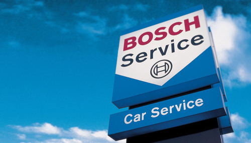 MAM launches new solution for Bosch Car Service Centres.  (PRNewsFoto/MAM Software Group, Inc.)