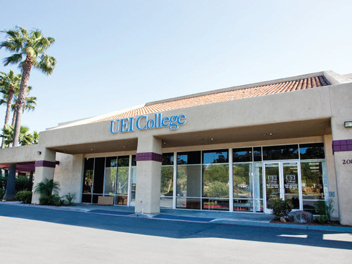 San Marcos College >> Uei College In San Marcos Announces Upcoming Grand Re
