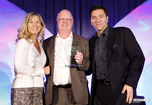 Congratulations NexTI 2012 XCellence Award Winners!.  (PRNewsFoto/Everything Channel)