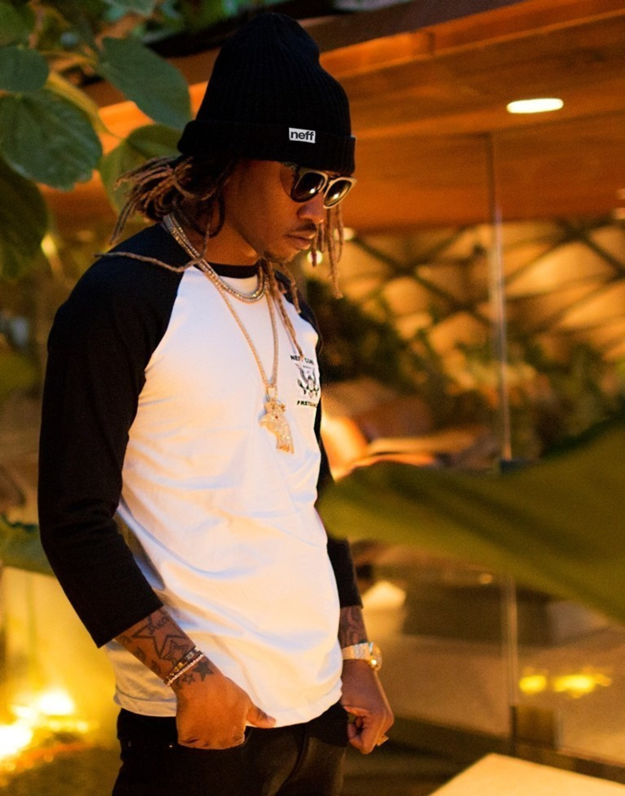 NEFF Headwear launches collaboration with recording artist Future. NEFF x Freebandz set to hit stores nationwide on December 22nd.