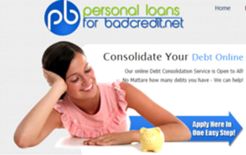 PersonalLoansForBadCredit.net.  (PRNewsFoto/PersonalLoansForBadCredit.net)