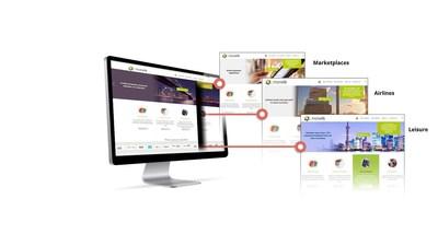 Azalead Launches B2B Website Personalization API (PRNewsFoto/Azalead Software)
