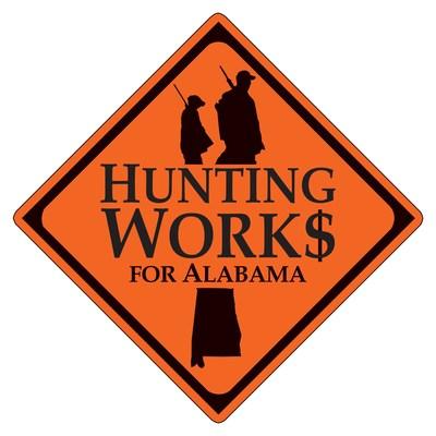 Hunting Works for Alabama
