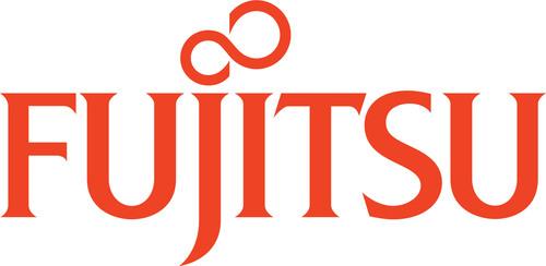Fujitsu logo. (PRNewsFoto/Fujitsu America, Inc.)