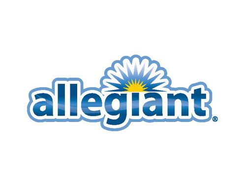 Allegiant Travel Company logo.  (PRNewsFoto/Allegiant Travel Company)