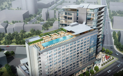 Virgin Hotels Reveals Its Nashville Building Designs With Local Ownership  And Developer Dean Chase Of Construction ...