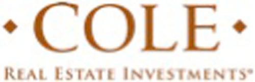 Cole Logo(PRNewsFoto/American Realty Capital Properties, Inc.) (PRNewsFoto/ARCAPITAL PROPERTIES, INC.)