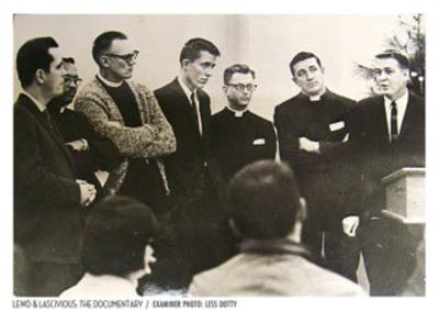 Minsters in 1965 featured in Lewd&Lascivious (PRNewsFoto/Mark Hollenstein)