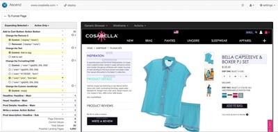 Cosabella leverages Sentient Ascend
