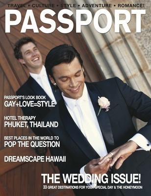 Great Gay Wedding & Honeymoon Destinations (PRNewsFoto/Passport Magazine)
