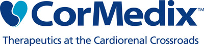 CorMedix Logo.  (PRNewsFoto/CorMedix Inc.)