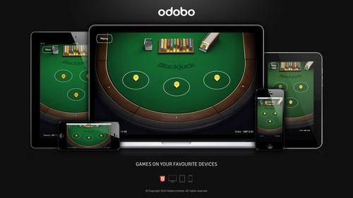 Odobo führt HTML5-Programm zur Entwicklung von Spielen für die regulierte Glücksspielbranche ein