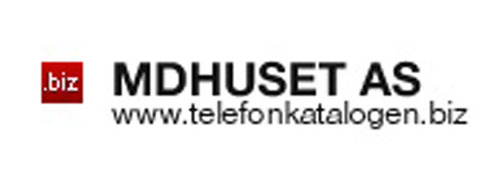 Mdhuset website Telefonkatalogen.biz Announces Efforts to Go Green Inside and Outside Company Headquarters in Norway.  (PRNewsFoto/Mdhuset)