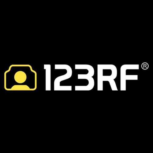 123RF.com logo. (PRNewsFoto/123RF.com) (PRNewsFoto/123RF.COM)