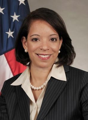 Alejandra Y. Castillo, MBDA, National Director (PRNewsFoto/MBDA)