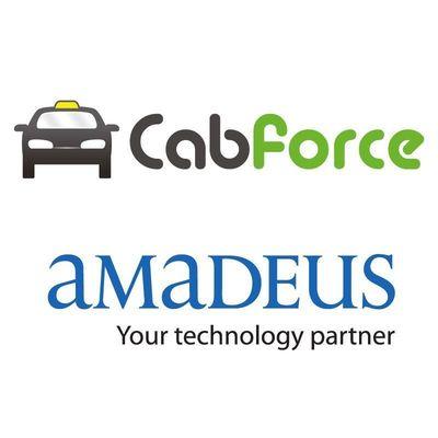 Cabforce Logo (PRNewsFoto/Cabforce Ltd)