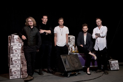Malibu(R), the Spirit of Summer, is Bringing Consumers the Ultimate Summer Experience in Partnership with OneRepublic (PRNewsFoto/Pernod Ricard USA)