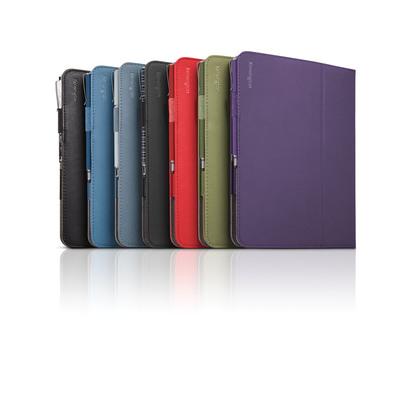 Kensington Comercio(TM) Soft Folio Case and Stand.  (PRNewsFoto/Kensington)