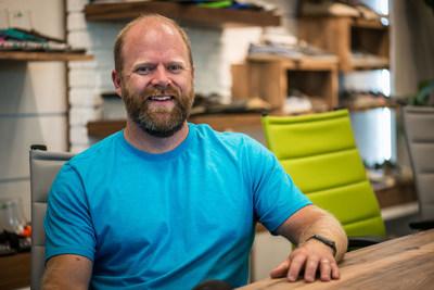 Erik Ecklund, Senior Director of U.S. Sales for Sanuk
