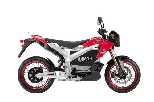 All-New 2011 Zero S.  (PRNewsFoto/Zero Motorcycles)