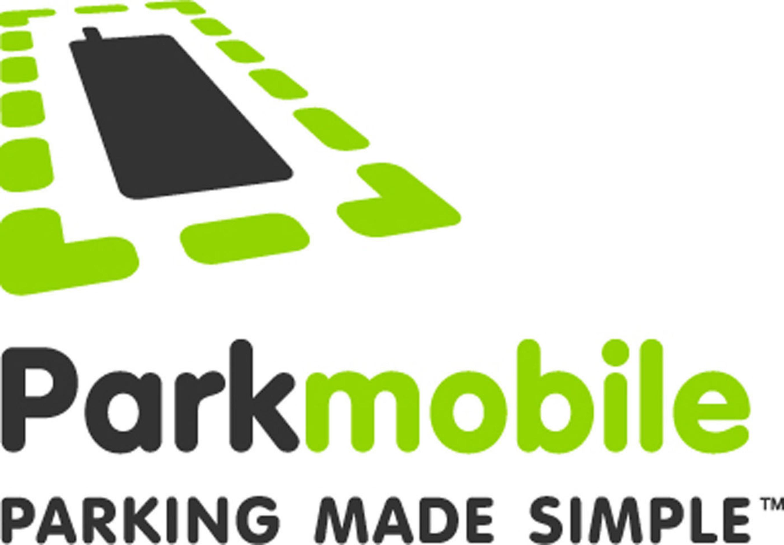Parkmobile Logo. (PRNewsFoto/Parkmobile USA, Inc.) (PRNewsFoto/)