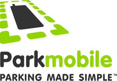 Parkmobile Logo.