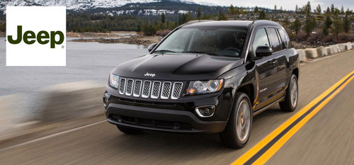 The 2014 Jeep Compass has enough Jeep DNA to make short work of less than ideal road conditions for families on the go. (PRNewsFoto/Stettler Dodge) (PRNewsFoto/STETTLER DODGE)