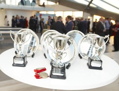2015 CRASH Patron Awards (PRNewsFoto/CRASH) (PRNewsFoto/CRASH)