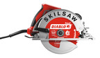 The SKILSAW SIDEWINDER(TM) SPT67WM-22  is the only all magnesium circular saw available, which allows the saw to maintain strength, dissipate motor heat and increase jobsite durability, ultimately extending the tool life.