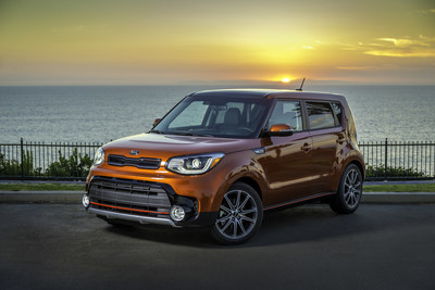 2017 Kia Soul Turbo Makes North American Debut at Los Angeles Auto Show