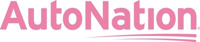 AutoNation Pink Logo