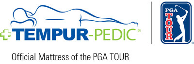 Tempur-Pedic, Official Mattress of the PGA TOUR (PRNewsFoto/Tempur Sealy International, Inc.)