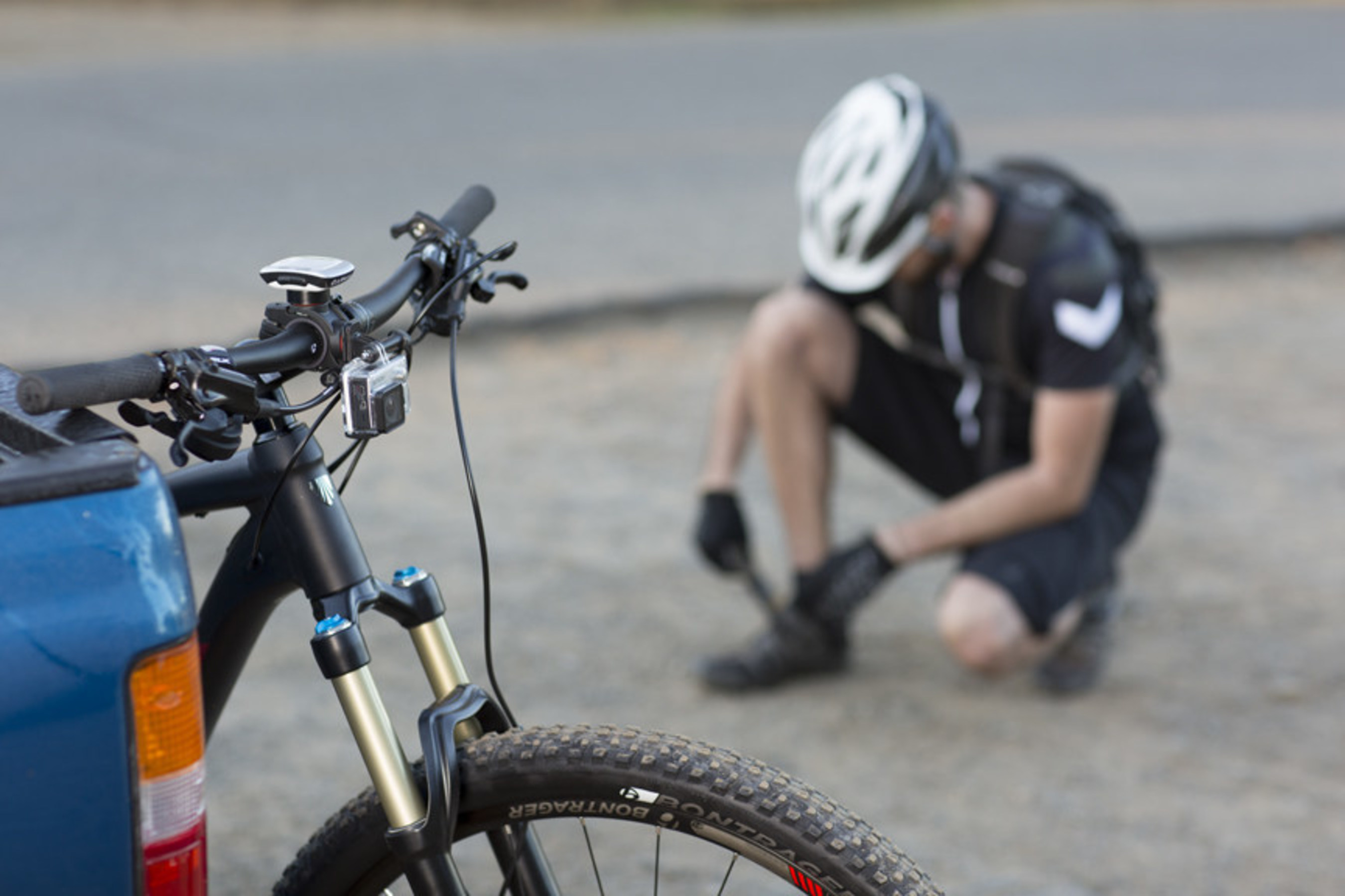 JOBY Captures Point of View Action from Your Bike's Handlebars with Action Bike Mount and Light Pack