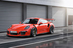 The world premiere of the Porsche 911 GT3 RS