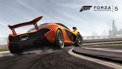 McLaren Automotive and Forza Motorsport launch a competition to win a ride of a lifetime in a McLaren P1. Enter at www.ForzaMcLarenRide.com.  (PRNewsFoto/McLaren Automotive)