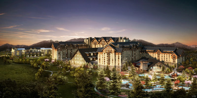 Marriott Announces Closing of Construction Loan to Build the Gaylord Rockies Resort and Convention Center; Project Expected to Create More Than 12,000 Construction and Hotel Jobs
