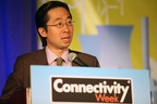 United States Chief Technology Officer Todd Park addresses audience of Smart Grid and energy leaders, discussing agenda for White House Green Button initiative at ConnectivityWeek conference in Santa Clara, Calif., May 22.  (PRNewsFoto/Clasma Events, Inc.)