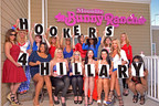 "Hookers For Hillary! Bunny Ranch Sex Workers Announce Endorsement Of Hillary Clinton For President. Prostitutes at Dennis Hof's world famous ""Moonlite Bunny Ranch"" legal brothel in Carson City, Nevada are banding together to announce their support of the Hillary Clinton presidential campaign.  Following Clinton's formal announcement, the sex workers launched their ""Hookers For Hillary"" initiative, drafting a four-point platform to explain their endorsement. More information at www.hookersforhillary.com #hookersforhillary"